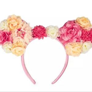 Disney Parks Floral Ears